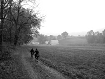 Amish Children, Going to School
