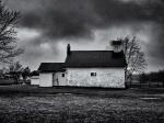 Amish Schoolhouse, West of Mt. Eaton