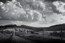 Country Road near Saltillo