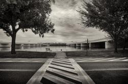 Along the Potomac, Ohio Drive