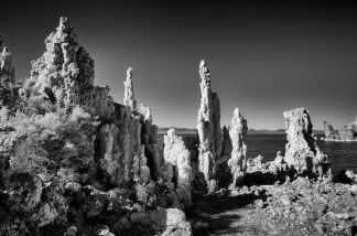 Tufa Towers, Mono Lake California