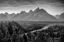 Grand Tetons and Snake River