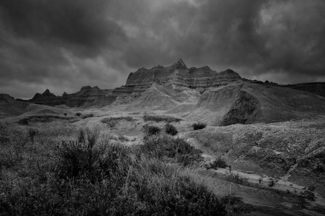 South Dakota Badlands 2007 #2